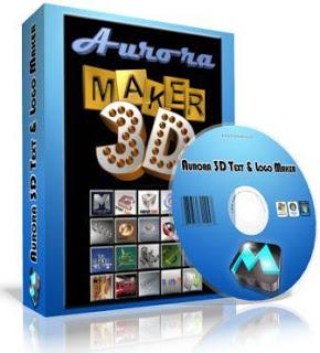 Aurora 3D Text & Logo Maker 20.01.30 ساخت لوگو و متن های سه بعدی