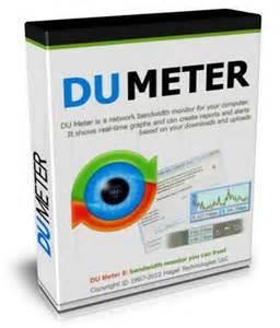DU Meter 7.30 Build 4769 اداره کردن پهنای باند اینترنت
