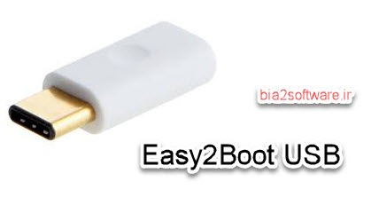 Easy2Boot USB 1.A8 Final نرم افزار نصب ویندوز با فلش