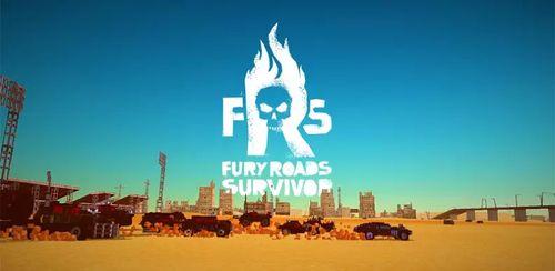 رانندگی دیوانه بار با Fury Roads Survivor v1.3 اندروید