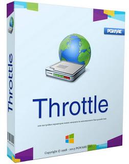 PGWARE Throttle 8.6.28.2021 افزایش سرعت اینترنت