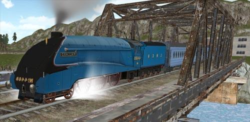 بازی قطار Train Sim Pro v3.5.4 شبیه سازی