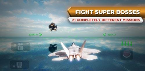 بازی هواپیمای جنگی SIM EXTREME FLIGHT v2.5 اندروید