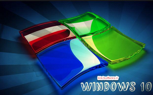 دانلود ویندوز 10 Windows 10 21H1 AIO 19043.1052 June 2021