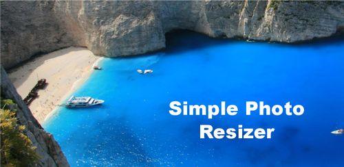 کاهش سایز تصاویر Photo & Picture Resizer Premium v1.0.225 اندروید
