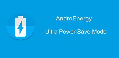 افزایش شارژ باتری با Ultra Power Save Mode v1.1.9 اندروید