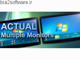 دانلود Actual Multiple Monitors