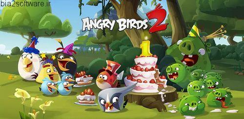 دانلود بازی Angry Birds اندروید
