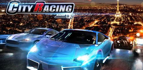 دانلود city racing 3d