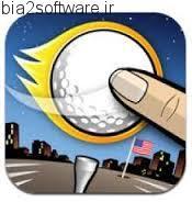 بازی گلف حرفه ای اندروید Flick Golf Extreme v1.4