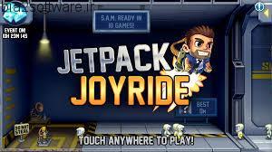 بازی اندروید Jetpack Joyride