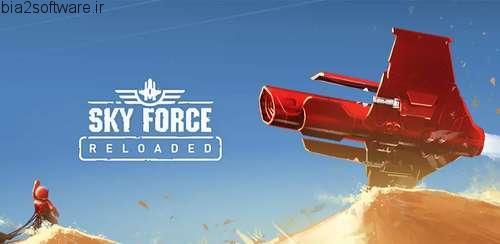 دانلود Sky Force اندروید