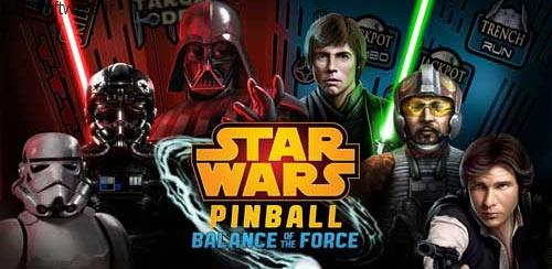 بازی اندروید Star Wars Pinball