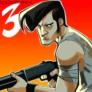 دانلود بازی Stupid Zombies 3 v2.5 زامبی های احمق 3 اندروید به همراه نسخه مود