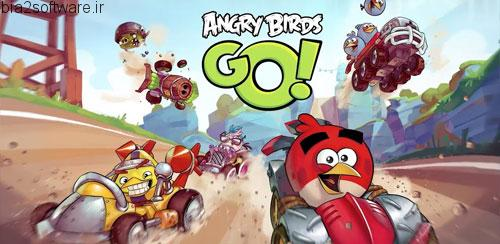 دانلود اندروید angry birds go