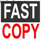 FastCopy v3.40 کپی با سرعت بالا اطلاعات