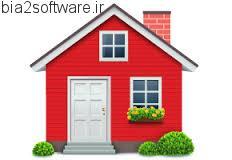 Home Plan 5.5.1.1 طراحی نقشه کشی ساختمان