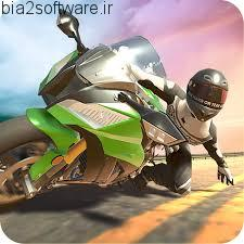 بازی موتور سواری WOR – World Of Riders v1.49 اندروید به همراه دیتا