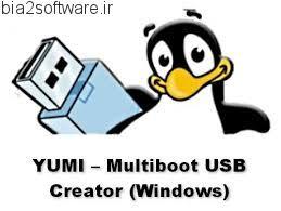 YUMI v2.0.6.0 نصب ویندوز با USB Flash
