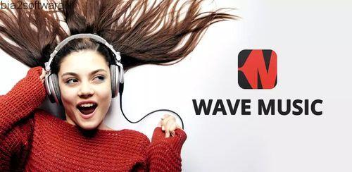 Wave Music Player Pro v2.001 پخش کننده موسیقی اندروید
