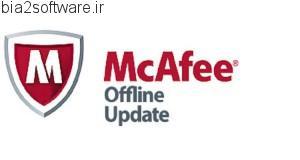 McAfee VirusScan Offline Update