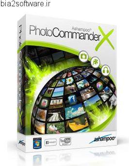 مدیریت تصاویر با Ashampoo Photo Commander 15.0.2