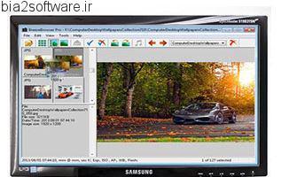 ویرایش تصاویر با BreezeBrowser Pro 1.9.8.8