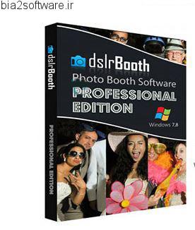 ویرایش تصاویر با dslrBooth Photo Booth Software 5.9.1103.2 Pro