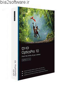 افزایش کیفیت تصاویر DxO Optics Pro 10.5.4 Build 1190 Elite