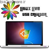 LinuxLive USB Creator 2.9.4 Final ساخت فلش بوت لینوکس