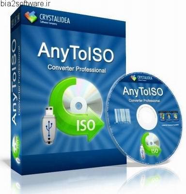 AnyToISO Professional 3.7.3  ساخت ISO