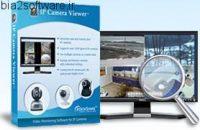 IP Camera Viewer v4.07 نظارت بر دوربین ها مداربسته
