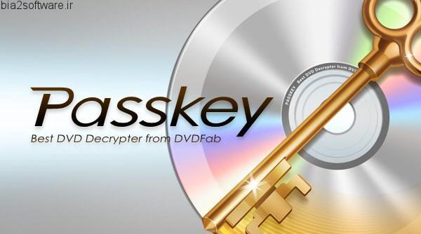 DVDFab Passkey 8.2.7 قفل شکن DVD و Blu-ray