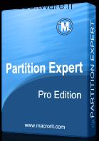 Macrorit Disk Partition Expert 4.0.0 Unlimited Edition مدیریت و پارتیشن بندی هارد دیسک