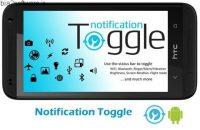 Notification Toggle 3.6.2 ایجاد میانبر برنامه ها و تنظیمات در استاتوس بار اندروید