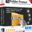 Folder Protect 2.0.2 مخفی کردن, قفل گذاری و محافظت از فایل ها و پوشه ها