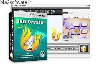 Tipard DVD Creator v5.2.18 ساخت دی وی دی از فایل های ویدئویی
