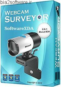Webcam Surveyor 3.5.0 Build 1028 مدیریت دوربین مدار بسته و  وب کم