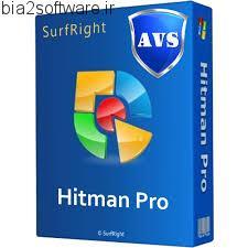 Hitman Pro 3.7.15.Build.281 آنتی ویروس و ضد بد افزار