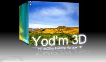 Yod'm 3D v1.4 افزایش فضای دسکتاپ