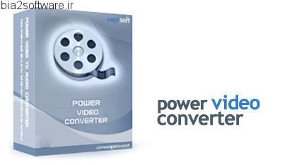 Power Video Converter v1.6.3 تبدیل ویدیوئی فایل ها