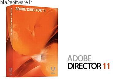Adobe Director v11.0.0.426 ساخت اتوران حرفه ای
