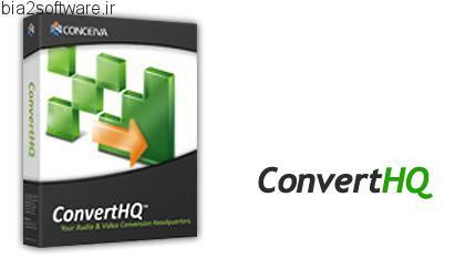CONCEIVA ConvertHQ v1.1.1.1 تبدیل صوتی و تصویری