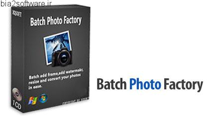 Batch Photo Factory v2.07 گذاشتن Watermark بر روی تصاویر