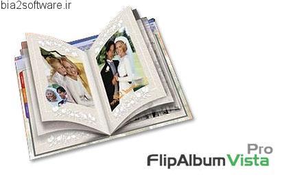 FlipAlbum Vista Pro v7.0.1.363 ساخت آلبوم عکس دیجیتالی