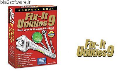 Fix-It Utilities Professional v9.0.2.3 بهینه ساز ویندوز