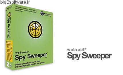 Webroot Spy Sweeper v5.5.7.124 پاک سازی برنامه های جاسوسی