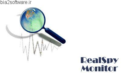 Real Spy Monitor v2.89 مشاهده فعالیت های کامپیوتر