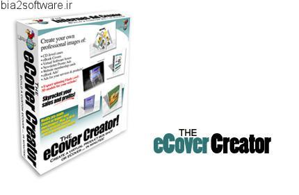 Laughingbird Software eCover Creator v2.2 طراحی کاور های سه بعدی