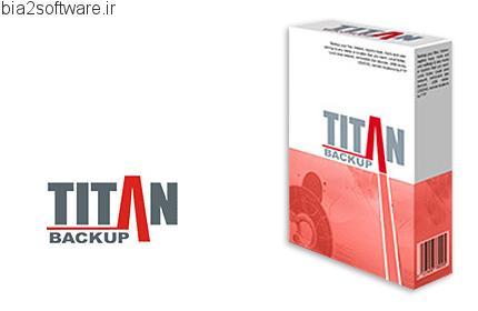 Titan Backup v2.5.0.117 گرفتن نسخه پشتیبان از فایل ها